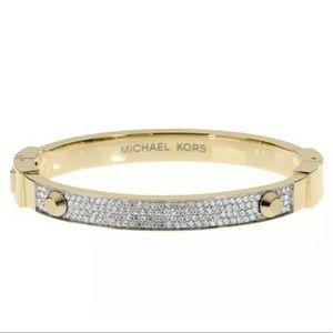 Michael KORS Astor Stud Bangle Bracelet